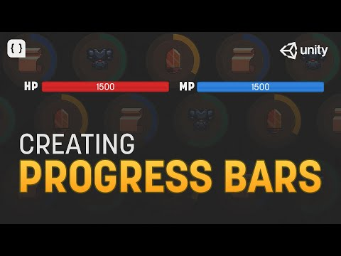 How to create Progress Bars in Unity