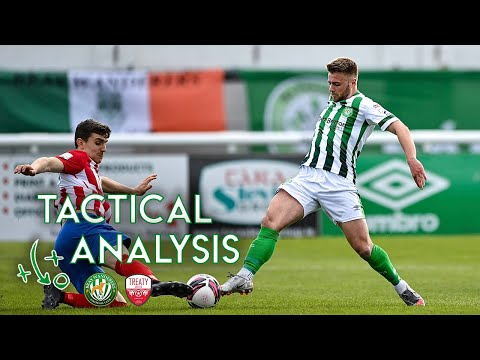 ANALYSIS | Bray Wanderers v Treaty United - SSE Airtricity First Division 2021 Season