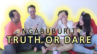 NGABUBURIT TRUTH OR DARE ft. USAMA & DINADINODAY