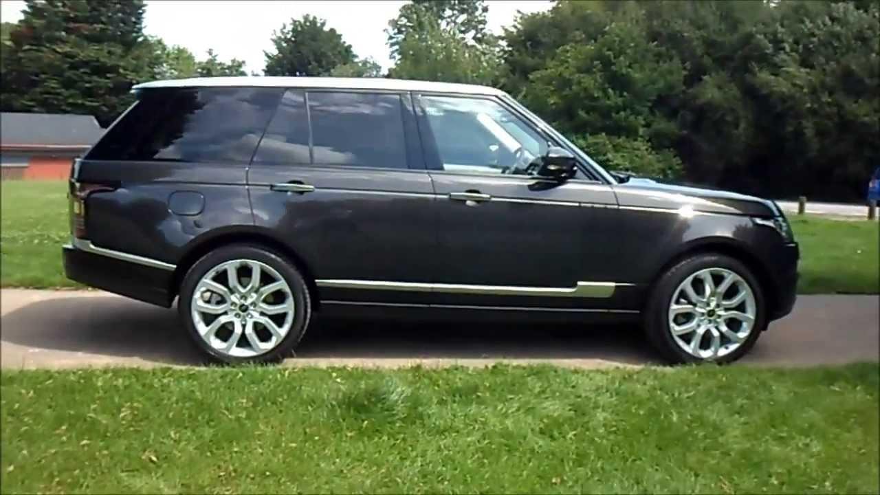 6d720626d8151 2013 13 Plate Land Rover Range Rover 3.0 TDV6 Vogue SE - SOLD - YouTube