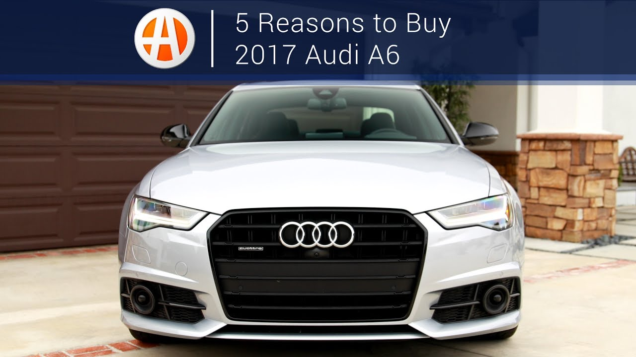 Audi A Reasons To Buy Autotrader YouTube - Audi to buy
