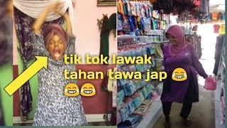 Gambar cover Tik tok lawak hangit tahan tawa  you all's 😂😂😂