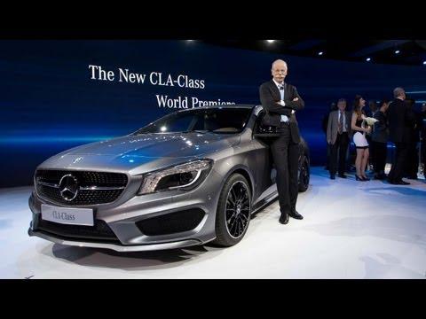 Mercedes-Benz CLA | World Premiere 2013