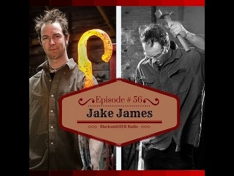 Jake James Interview on BlacksmitHer Radio