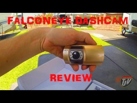 FalconEye Dashcam Review