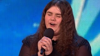 Britain's Got Talent 2015 S09E06 Emma Jones Beautiful Performance of Ave Maria
