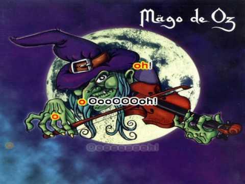 La Rosa de los Vientos Version Metal karaoke Mago de oz.