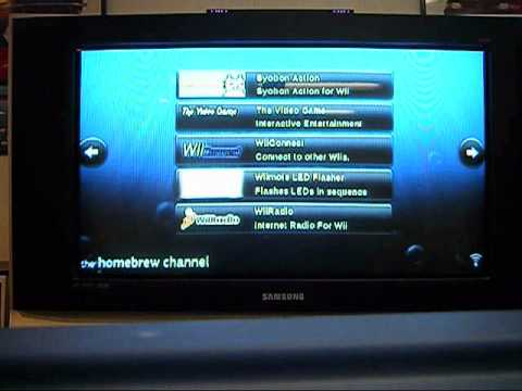 Awesome Wii Homebrew Apps