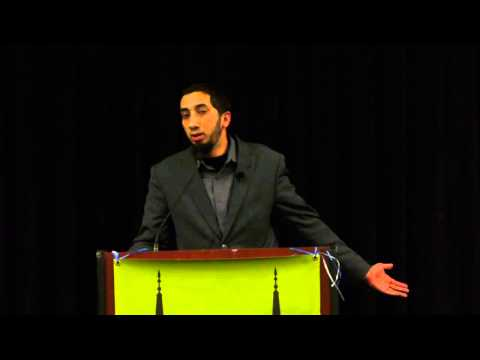 Nouman Ali Khan : The Quran's Remedy for Sadness