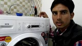 IFB 6 KG FULLY AUTOMATIC WASHING MACHINE DIVA AQUA VX