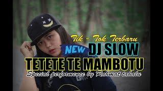 Download lagu KEREN!!! | DJ SLOW TETETE TE MAMBOTU X DI GELENG GELENG | FULL BASS 2018