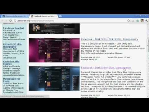 How To Use And Install Stylish In Google Chrome