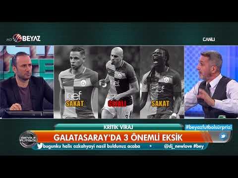 (..) Beyaz Futbol 21 Ocak 2018 Kısım 3/3 - Beyaz TV