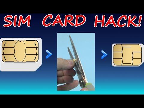 DIY SIM How To: Cut Micro-SIM To Nano-SIM Conversion (Google Pixel Target)