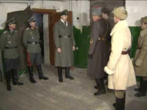 Feb 2 2013 Russia German Officer S Surrender Reenacted On