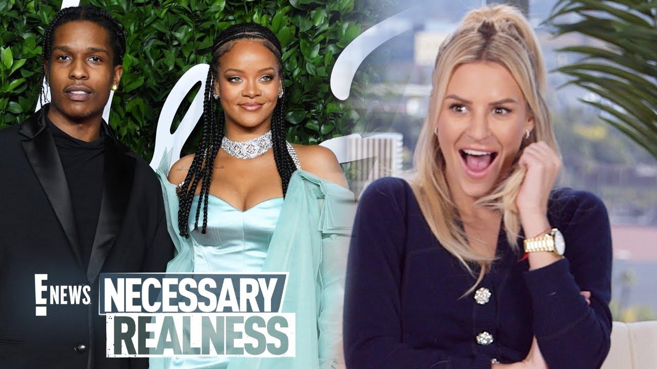 Necessary Realness: Will Rihanna Go to The Grammys With A$AP Rocky? News