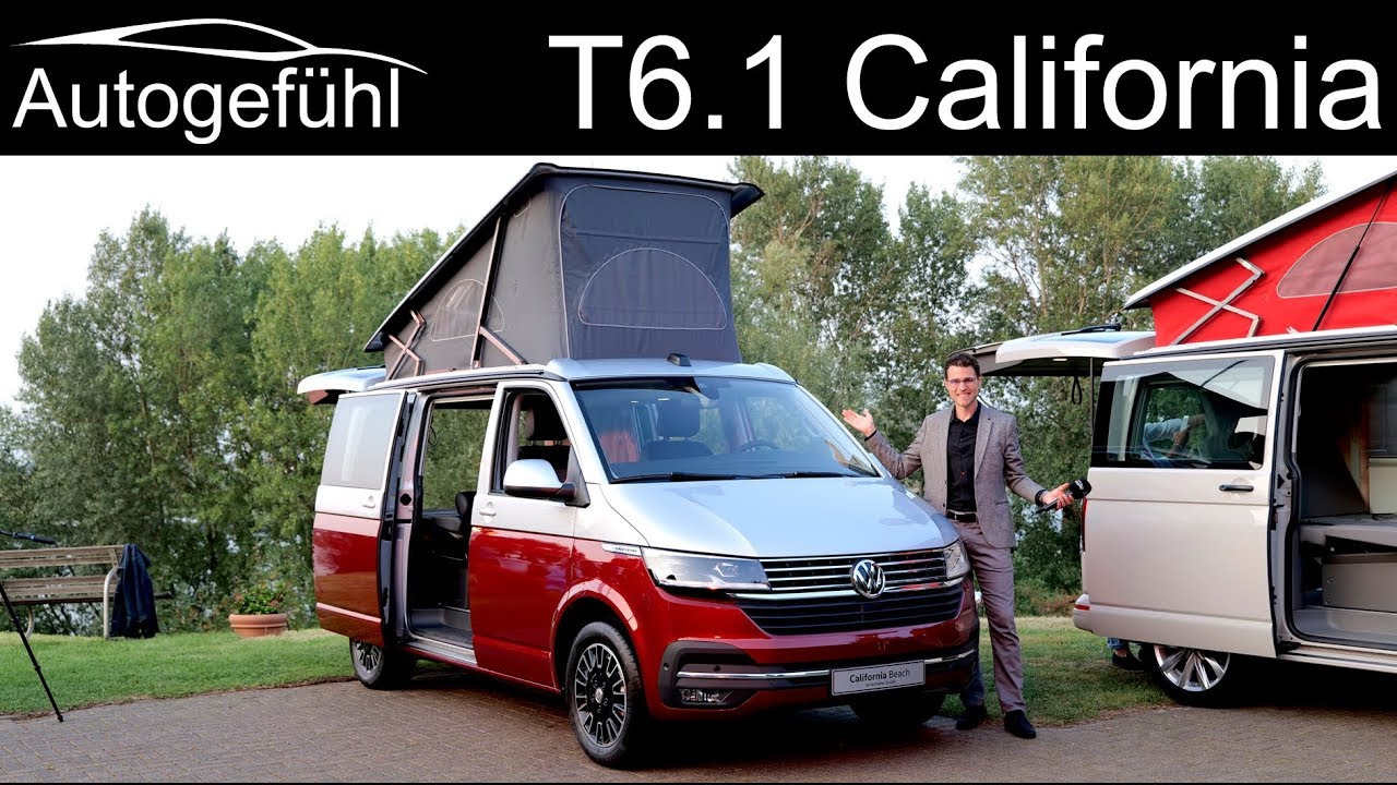 vw multivan t6 1 california review beach vs coast vs ocean comparison autogef hl youtube. Black Bedroom Furniture Sets. Home Design Ideas