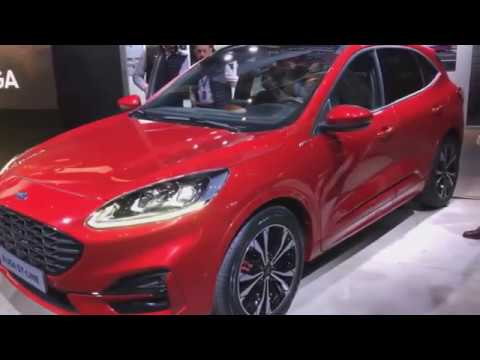 2020 Ford Kuga NEW Look and Hybrid Tech !!
