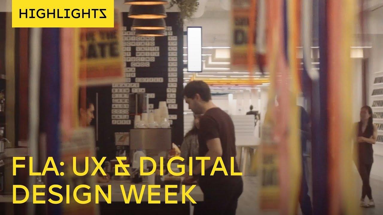 Future London Academy - UX and Digital Design week
