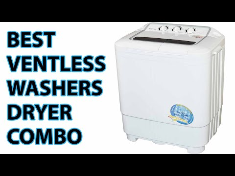 5 Best Ventless Washers Dryer Combo Review 2017   Ventless ...