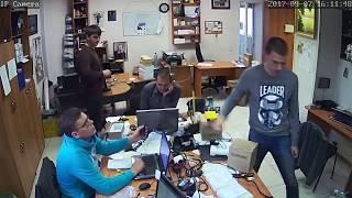 Фрагмент записи видео с камеры Link B03TW-8G