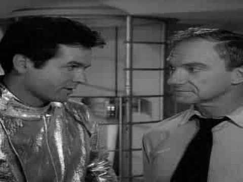 Lost In Space - Dr. Smith Vs Major West