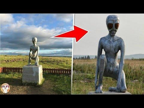 10 MONUMENTI CHE LA SCIENZA NON SA SPIEGARE