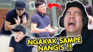 Reaction Prank Bkent, Mau Nonton Berkali-kalipun Tetep Ngakak Coy