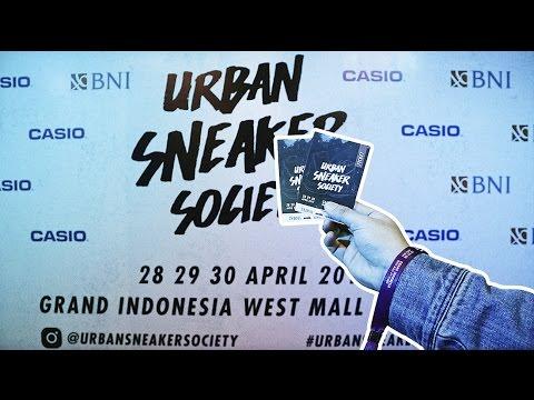 Urban Sneaker Society Jakarta Bahasa Indonesia (English Subs)