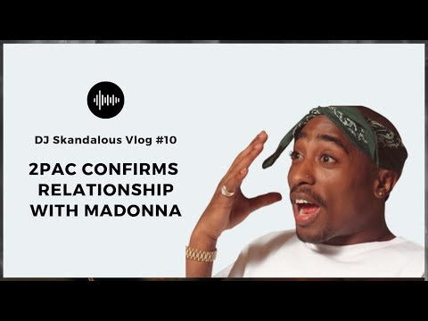 2Pac Confirms That He Slept With Madonna!