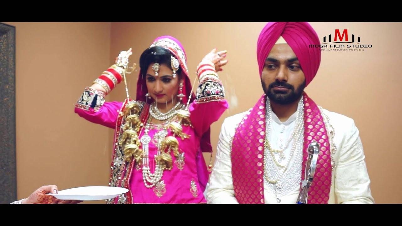 Bhandohal Wedding Indian Punjabi Sikh Videography Photography Toronto 2016 You