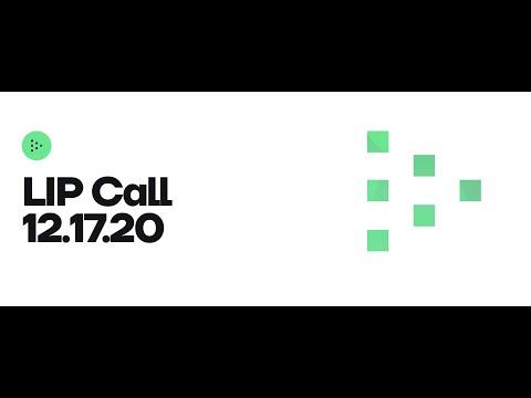 LIP Call - 12.17.20