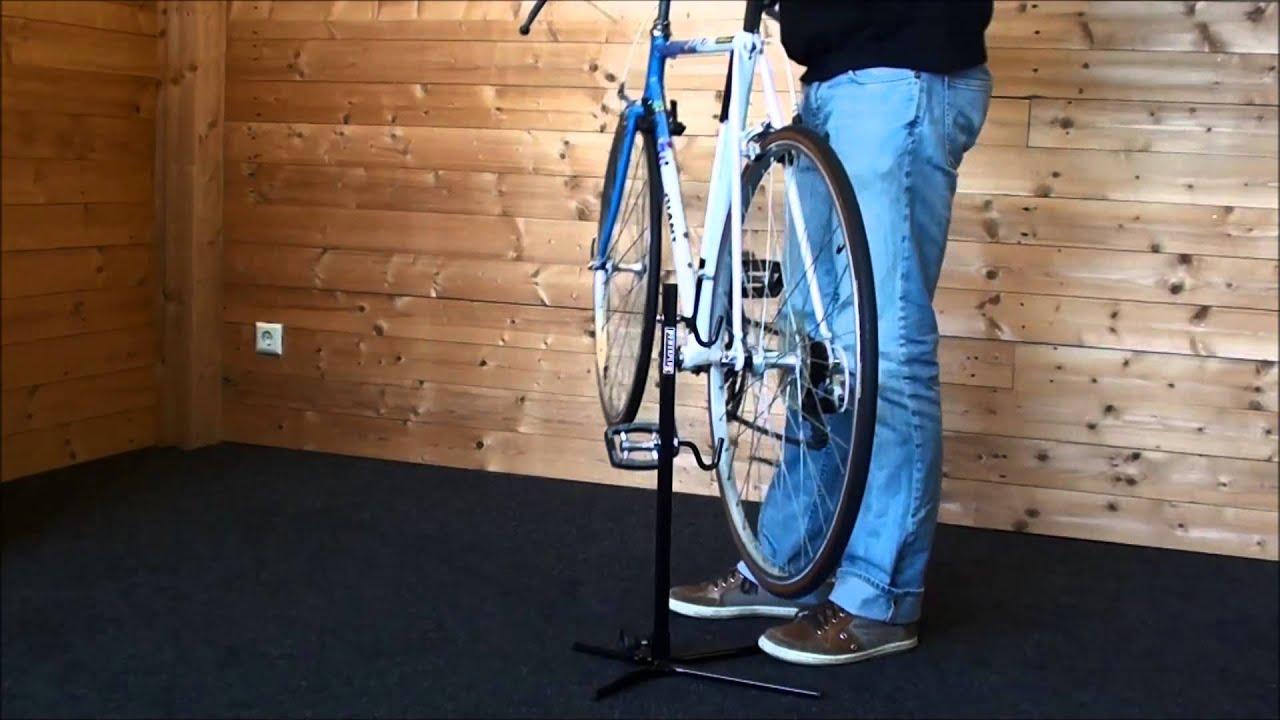 fahrrad montageständer kinderleicht - fahrradständer für bmx