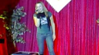 Stephanie Hansen-Who knew/Pink