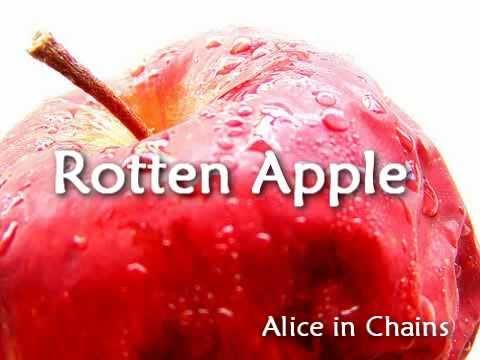 """Alice in Chains - Rotten Apple """"Lyrics"""""""