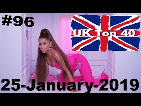 UK Top 40 Singles Chart, 25 January 2019 № 97 Mp3