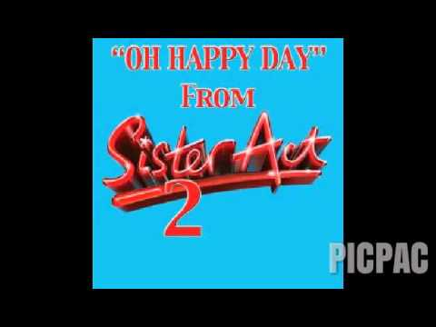 Sister Act-2-Oh,happy Day(cover)