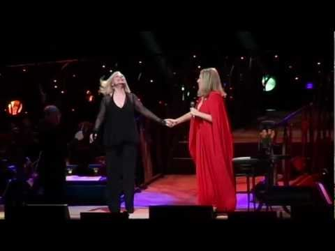 Barbra Streisand--Happy Days Are Here Again / Some Other Time--Live in Vancouver 2012-10-29