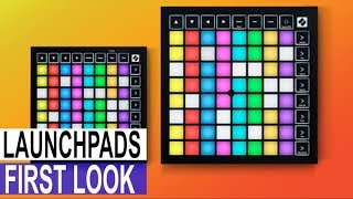 Novation's New Launchpad X and Mini MK3