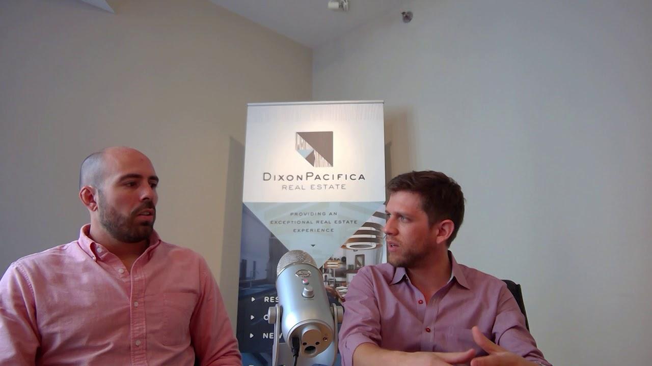 Asheville Real Estate News Episode 009 Daniel Castillo with Dixon Pacifica