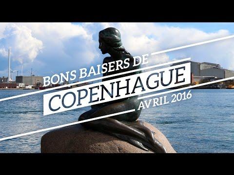4 jours à Copenhague ! Vlog Voyage