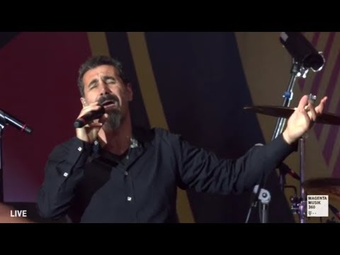 Prophets of Rage with Serj Tankian - Like A stone (Audioslave - Tribute to Chris Cornell)