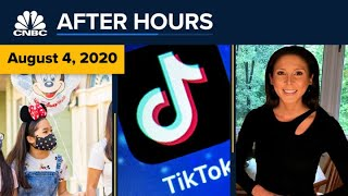 Why Microsoft Wants To Buy TikTok: CNBC After Hours
