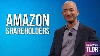 Amazon Shareholders Meeting | GeekWire TLDR | 5/30/2018