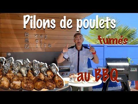pilons-de-poulets-fumés-au-bbq-traeger