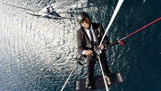HUGO BOSS | The SkyWalk by Alex Thomson | Extreme Sailing #skywalk