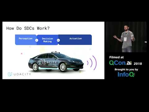 The Basics of ROS Applied to Self-Driving Cars