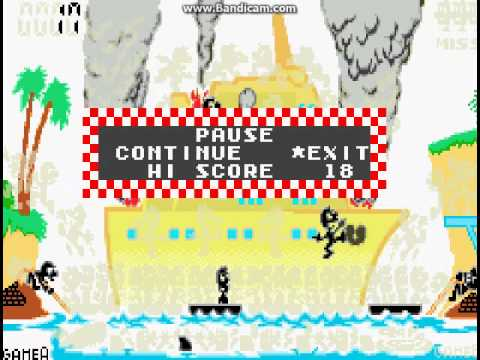 Game and Watch Gallery 4 (GBA) - Everything Unlocked