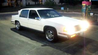 My 1988 Cadillac Sedan Deville ( SOLD ) Truly Missed!!