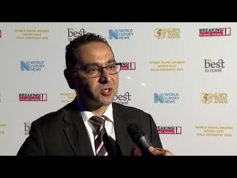 Fadi Ammache, general manager, Copthorne Hotel Sharjah